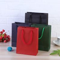 Geschenk Geschenkpapier, Papier, mit Nylonschnur, Rechteck, verschiedene Größen vorhanden, keine, 10PCs/Menge, verkauft von Menge