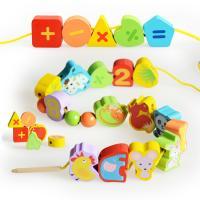 Lernen \u0026 Lernspielzeug, Holz, Einbrennlack, für Kinder, frei von Nickel, Blei & Kadmium, 260x143x55mm, verkauft von Box