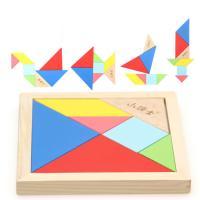Lernen \u0026 Lernspielzeug, Holz, Einbrennlack, für Kinder, frei von Nickel, Blei & Kadmium, 180x180x17mm, verkauft von PC