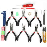 Stahl Zangenset, mit Kunststoff, verschiedene Stile für Wahl, verkauft von setzen