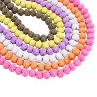 Polymer Ton Perlen , Rondell, keine, 10x7mm, Bohrung:ca. 2mm, ca. 50PCs/Strang, verkauft per ca. 15.7 ZollInch Strang
