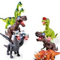 ABS Kunststoff Simulation Tier Spielzeug, Dinosaurier, für Kinder & verschiedene Stile für Wahl, verkauft von PC
