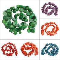 Natürliche Korallen Perlen, keine, Bohrung:ca. 1mm, verkauft per ca. 15.7 ZollInch Strang