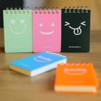 Notizbuch, Papier, mit Polypropylen, Rechteck, verschiedene Größen vorhanden & mit Brief Muster, keine, verkauft von PC