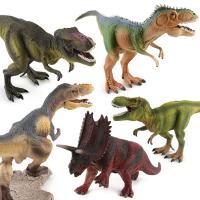 ABS Kunststoff Simulation Tier Spielzeug, mit Kunststoff, Dinosaurier, verschiedene Stile für Wahl, verkauft von PC