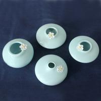 Porzellan Vase, verschiedene Stile für Wahl, 70x35mm, verkauft von PC