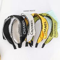 Haarreif, Ripsband, mit Brief Muster & für Frau, keine, 40mm, verkauft von PC