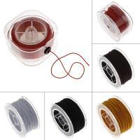 elastischer Faden Schnur, mit Kunststoffspule, verschiedene Größen vorhanden, keine, frei von Nickel, Blei & Kadmium, verkauft von Spule