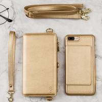 PU Leder Handy Hülle, Rechteck, Multifunktions & verschiedene Stile für Wahl, keine, verkauft von PC