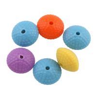 Acryl Perle, gemischt, 7x11mm, Bohrung:ca. 1mm, ca. 1100PCs/Tasche, verkauft von Tasche