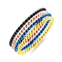 Edelstahl Ringe, Titanstahl, plattiert, verschiedene Größen vorhanden & für Frau, keine, 1.3mm, verkauft von PC