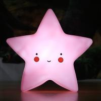 Nachtlampe, ABS Kunststoff, Stern, keine, 140x50x135mm, verkauft von PC