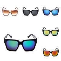 Art- und WeiseSonnenbrillen , PC Kunststoff, mit Acryl, unisex & verschiedene Muster für Wahl, 150x140x50mm, verkauft von PC