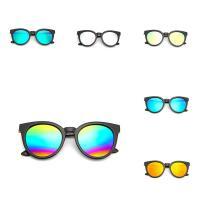 Art- und WeiseSonnenbrillen , PC Kunststoff, mit Metallisches Legieren & Acryl, für Frau, keine, 140x140x48mm, verkauft von PC