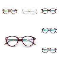 PC Kunststoff Brillenrahmen, mit Metallisches Legieren, unisex & verschiedene Muster für Wahl, 147x142x48mm, verkauft von PC