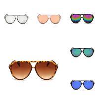 Art- und WeiseSonnenbrillen , PC Kunststoff, mit Acryl, unisex & verschiedene Muster für Wahl, 148x142x50mm, verkauft von PC