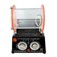 Schmuck Poliermaschine, Zinklegierung, mit PC Kunststoff, Einzelnes Fass, 270x220x110mm, verkauft von PC