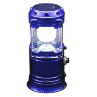 Tragbare Taschenlampe, ABS Kunststoff, mit Glas & Edelstahl, Solar angetrieben & LED, keine, 90x130-185mm, verkauft von PC