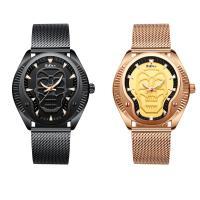 BIDEN® Uhrenkollektion, Zinklegierung, mit Glas & Edelstahl, plattiert, für den Menschen, keine, 43x12mm, Länge:ca. 9 ZollInch, verkauft von PC