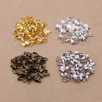 Eisen Enhancer, plattiert, verschiedene Größen vorhanden, keine, frei von Blei & Kadmium, 100PCs/Tasche, verkauft von Tasche