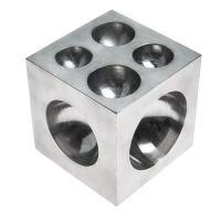 Kohlenstoff-Stahl 50x50x50mm, verkauft von PC