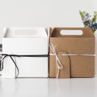Papier Hochzeit-Candy-Box, keine, 145x65x160mm, 50PCs/PC, verkauft von PC