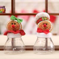 Kunststoff Weihnachtsschmuck & verschiedene Stile für Wahl, 150x80mm, verkauft von PC