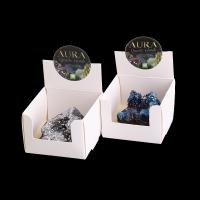 Eisquarz Achat mit Zettelkasten, natürlich, 60x60x45mm, verkauft von Box