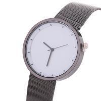 Damen Armbanduhr, Zinklegierung, mit Glas, metallschwarz plattiert, einstellbar & für Frau, keine, frei von Nickel, Blei & Kadmium, 38x11mm, Länge:ca. 9.2 ZollInch, verkauft von PC