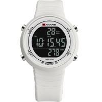 PANARS® Uhrenkollektion, Kunststoff, mit Edelstahl, plattiert, Multifunktions & LED & für den Menschen & wasserdicht & glänzend, keine, 43.5x12.5mm, 23mm, Länge:ca. 9.8 ZollInch, verkauft von PC