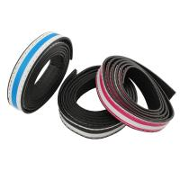 elastische Nylonschnur Multifunktionsleiste Kabel, keine, 15x2mm, Länge:100 cm, 10Spulen/Tasche, verkauft von Tasche