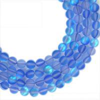 Labradorit Perlen, Abrazine Stein, poliert, verschiedene Größen vorhanden, keine, Bohrung:ca. 0.8-1mm, verkauft per ca. 15 ZollInch Strang