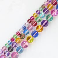 Labradorit Perlen, poliert, verschiedene Größen vorhanden & verschiedene Stile für Wahl, keine, Bohrung:ca. 0.8-1mm, verkauft per ca. 15 ZollInch Strang