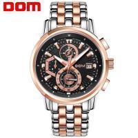 DOM® Uhrenkollektion, Edelstahl, mit Glas, plattiert, für den Menschen, keine, 40mm, Länge:ca. 7.8 ZollInch, verkauft von PC