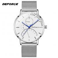 DOM® Uhrenkollektion, Edelstahl, mit Glas, plattiert, für den Menschen, keine, 40mm, Länge:ca. 8.6 ZollInch, verkauft von PC