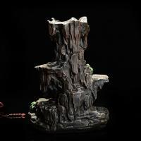Porcelain Backflow Incense Burner, Harz, Mit Verpackungskasten, 145x130x190mm, verkauft von PC