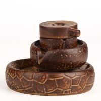 Porcelain Backflow Incense Burner, Porzellan, 130x100mm, verkauft von PC