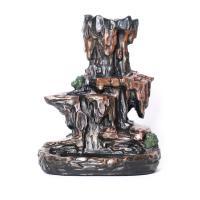 Porcelain Backflow Incense Burner, Harz, mit Steinpulver, verschiedene Stile für Wahl, verkauft von PC