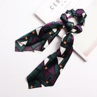 Haar Elastik, Stoff, Kunstdruck, verschiedene Muster für Wahl & für Frau, keine, 95mm,240mm, verkauft von PC