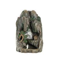 Porcelain Backflow Incense Burner, Harz, verschiedene Stile für Wahl, verkauft von PC