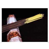 Weihrauch Halbhandgefertigt, braun, 220mm, 6BoxenFeld/setzen, 14PCs/Box, verkauft von setzen