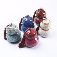 Porzellan Teebüchse, handgemacht, keine, 120x155mm, verkauft von PC