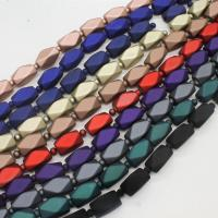 ABS-Kunststoff-Perlen, ABS Kunststoff, verschiedene Größen vorhanden, keine, 17x22mm, Bohrung:ca. 4mm, ca. 216PCs/Tasche, verkauft von Tasche