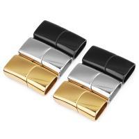 Edelstahl Magnetverschluss, Rechteck, keine, 10*5mm, 1PC/PC, verkauft von PC