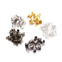 Eisen Armbänder Zubehöre, verschiedene Größen vorhanden, keine, Bohrung:ca. 7mm, 200PCs/Tasche, verkauft von Tasche
