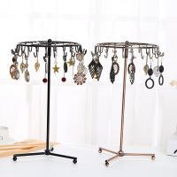Eisen Ohrringständer, plattiert, drehbare & abnehmbare & für Frau & hohl, keine, 210x330mm, verkauft von PC