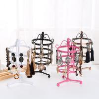 Eisen Ohrringständer, plattiert, abnehmbare & für Frau & hohl, keine, 110x220mm, verkauft von PC