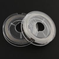 Stahldraht, mit Kunststoffspule, 46x8mm,0.1mm, verkauft von Spule