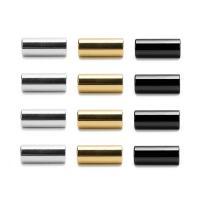 Edelstahl Magnetverschluss, Zylinder, keine, hole5mmuff0c7*17mm, 2PC/Tasche, verkauft von Tasche