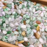 Jadeit Anhänger, rund, poliert, DIY, gemischte Farben, 73x25x11mm, 100PCs/Tasche, verkauft von Tasche